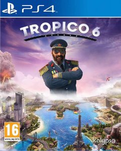 Tropico 6 PS4 PSN Mídia Digital