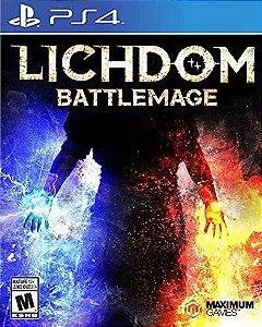 Lichdom: Battlemage 5 PS4 PSN Mídia Digital
