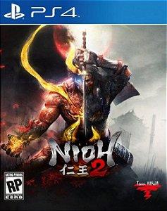 Nioh 2 PS4 PSN Mídia Digital