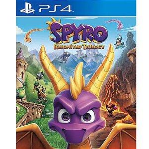 Spyro Reignited Trilogy   PS4 PSN Mídia Digital