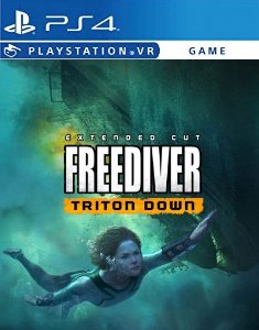 FREEDIVER Triton Down  PS4 PSN Mídia Digital