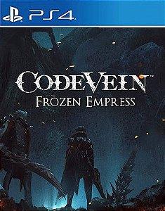 CODE VEIN Imperatriz Congelada PS4 PSN Mídia Digital