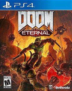 DOOM Eternal Standard Edition PS4 PSN Mídia Digital