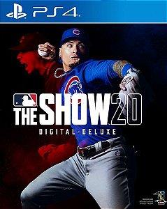 MLB The Show 20 PS4 PSN Mídia Digital