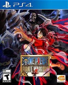 ONE PIECE PIRATE WARRIORS 4 PS4 PSN Mídia Digital