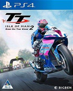 TT Isle of Man Ride on the Edge 2 PS4 PSN Mídia Digital