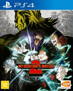 MY HERO ONE'S JUSTICE 2 - My Hero Academia (Boku no hero Academia) 2 PS4 PSN Mídia Digital