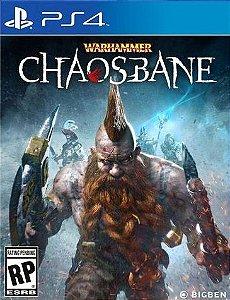 Warhammer Chaosbane PS4 PSN Mídia Digital