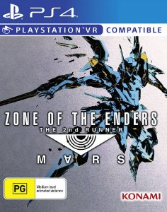 ZONE OF THE ENDERS The 2nd Runner MaRS PS4 PSN Mídia Digital