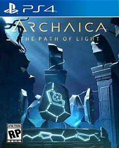 Archaica The Path Of Light PS4 PSN Mídia Digital