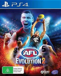 AFL Evolution 2  PS4 PSN Mídia Digital