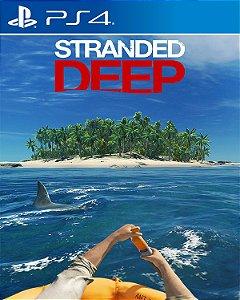 Stranded Deep PS4 PSN Mídia Digital