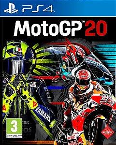 MotoGP 20 PS4 PSN Mídia Digital