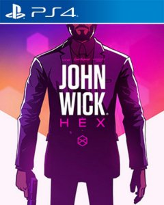 John Wick Hex PS4 PSN Mídia Digital