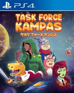 Task Force Kampas PS4 PSN Mídia Digital