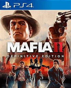 Mafia II: Definitive Edition  PS4 PSN Mídia Digital