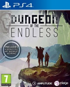 Dungeon of the Endless PS4 PSN Mídia Digital