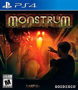 Monstrum PS4 PSN Mídia Digital