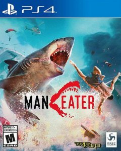 Maneater  PS4 PSN Mídia Digital