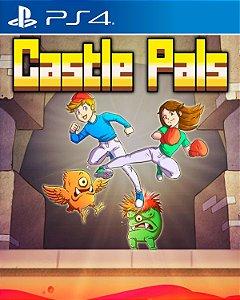 Castle Pals PS4 PSN Mídia Digital