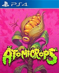 Atomicrops PS4 PSN Mídia Digital