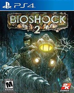 BioShock Remastered 2 PS4 PSN Mídia Digital
