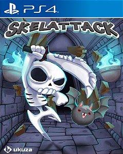 Skelattack  PS4 PSN Mídia Digital