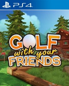 Golf With Your Friends PS4 PSN Mídia Digital
