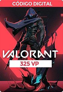 Valorant Card  VP - RIOT GAMES 325 VP