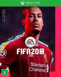 EA SPORTS™ FIFA 20 Edição dos Campeões  Código de Resgate 25 Dígitos