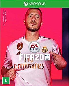 EA SPORTS™ FIFA 20 Edição Padrão Código de Resgate 25 Dígitos