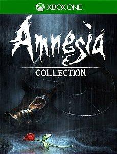 Amnesia Collection XBOX ONE Código 25 Dígitos