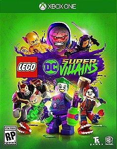 LEGO DC Super-Vilões / Super-Villains  Xbox One Código de Resgate 25 Dígitos