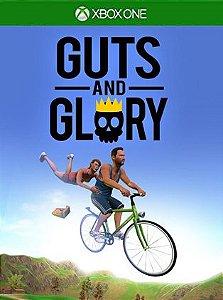Guts and Glory  Xbox One Código de Resgate 25 Dígitos
