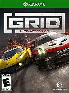 GRID Ultimate Edition Xbox One Código de Resgate 25 Dígitos