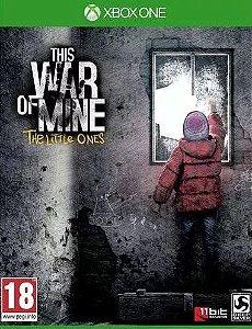 This War Of Mine The Little Ones Xbox One Código de Resgate 25 Dígitos