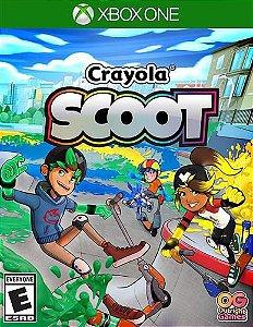 Crayola Scoot  Xbox One Código 25 Dígitos