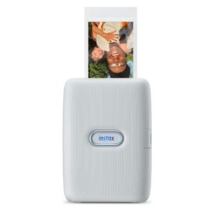 Impressora para Smartphone Instax Mini Link - Ash White