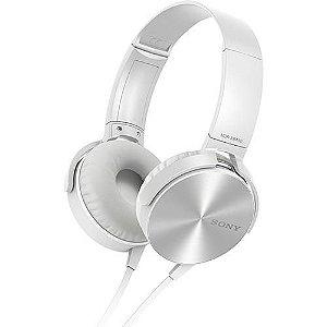 Fone de Ouvido Headphone Sony MDR-XB450AP