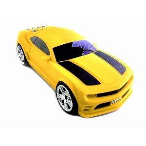 Carro Rádio USB Camaro WS600-RL - Amarelo