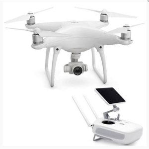 Drone Profissional Com Diplay Phantom 4 Advanced DJI com tela 5,5