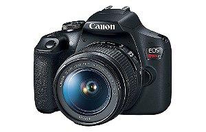 Camera Fotografica Canon EOS Rebel T7 Kit EF-S18-55 IS II BR