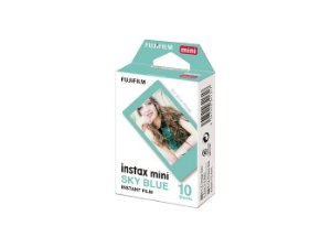 Filme Instax Mini Sky Blue - 10 fotos