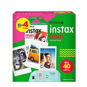 Filme Instax Mini com 40 Fotos - Fujifilm