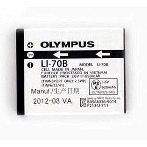 Bateria Olympus Li 70b