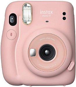 Câmera Instantânea Fujifilm Instax Mini 11-Rosa
