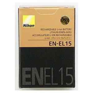 Bateria En-el15 Nikon D500 D600 D610 D750 D800 D810