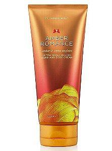 Creme Hidratante Amber Romance Victoria's Secret