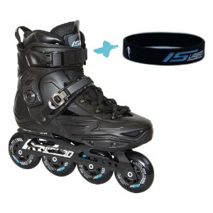 Patins Inline IS Urban FSK Preto