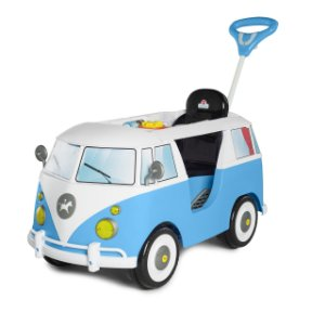 Mini Veículo Kombina Azul - Calesita